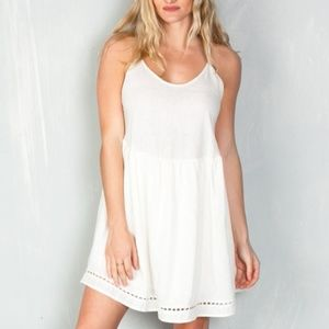 DRESS BOHEMIAN OFF WHITE DRESS